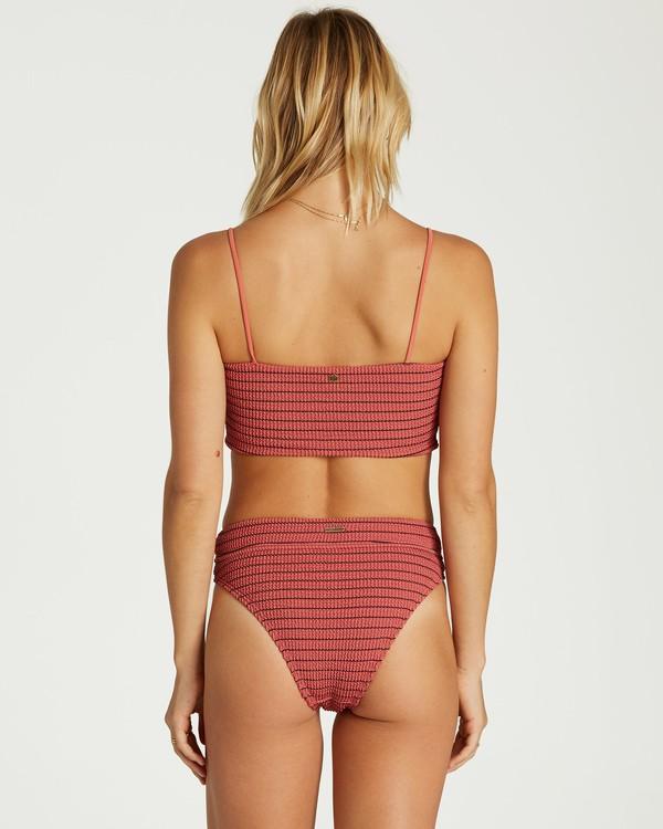 0 Summer High Maui Bikini Bottom Pink XB33VBSU Billabong