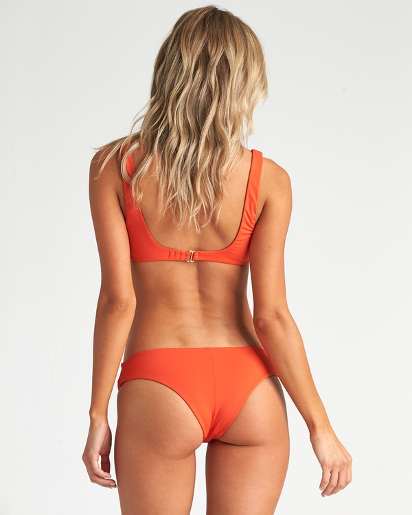 0 Sol Searcher Hawaii Lo Bikini Bottom Orange XB48VBSO Billabong