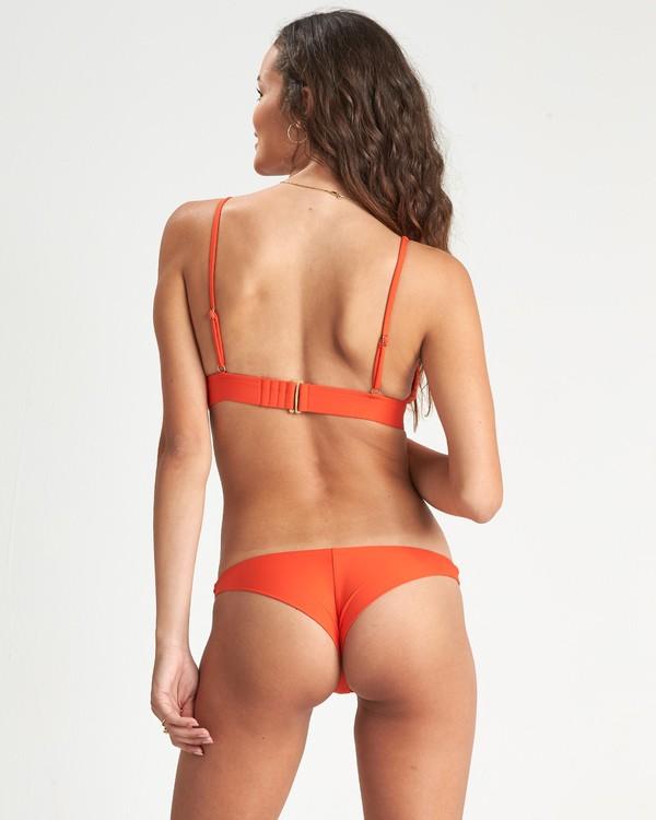 0 Sol Searcher Tanga Bikini Bottom Orange XB52JSOL Billabong