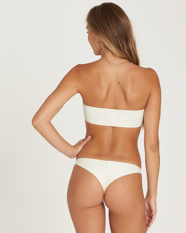 0 Sol Searcher Tanga Bikini Bottom White XB52JSOL Billabong