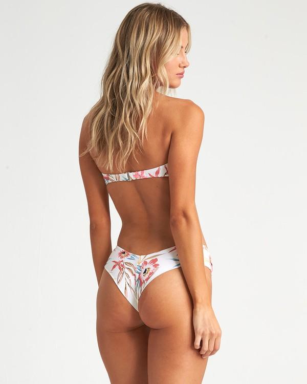 0 Coral Sands Fiji Bikini Bottom White XB551BCO Billabong