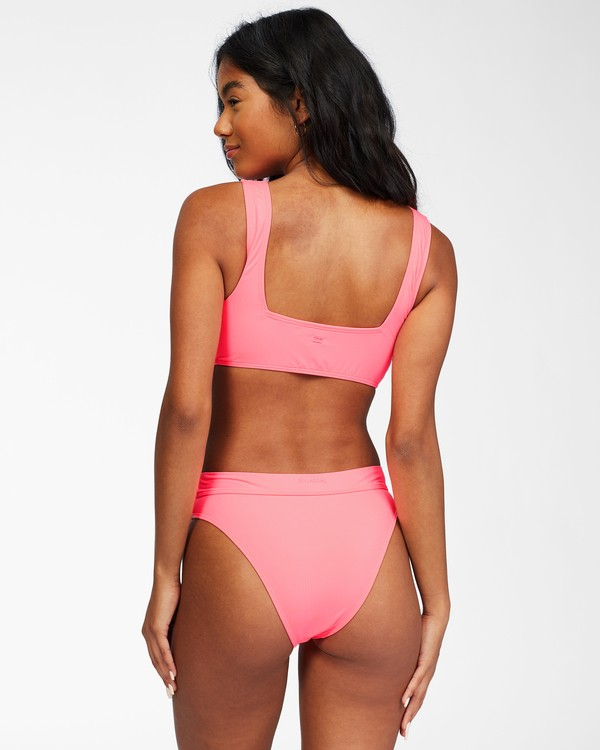 0 Sol Searcher Maui Rider Bikini Bottom Pink XB672BSO Billabong