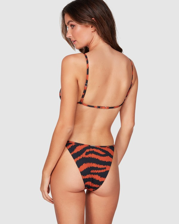 0 Tigress Hike Bikini Bottom Black XB73WBTI Billabong
