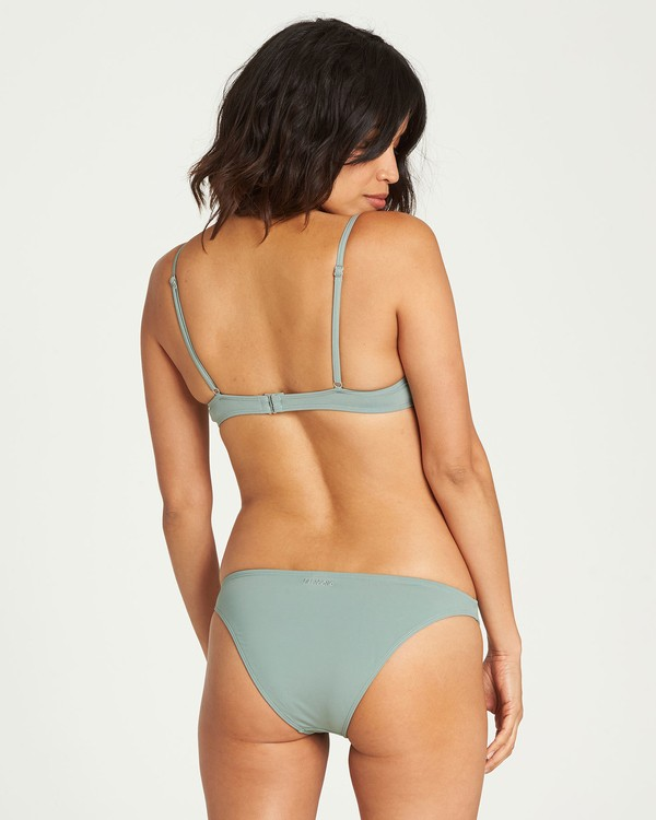 0 Sol Searcher Tropic Bikini Bottom Green XB98NBSO Billabong