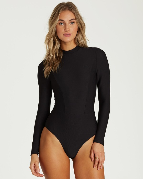 0 Tanlines Long Sleeve Swimsuit  XR04VBTA Billabong