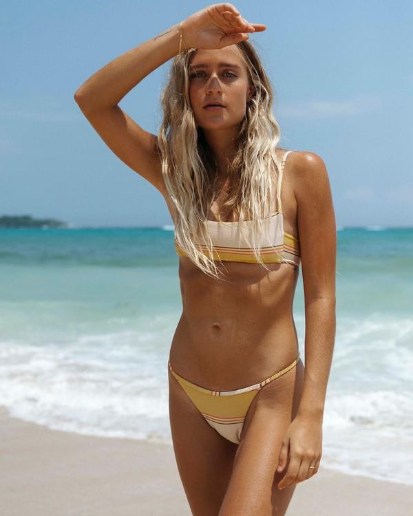 0 Tanlines Bralette Bikini Top Green XT061BTA Billabong