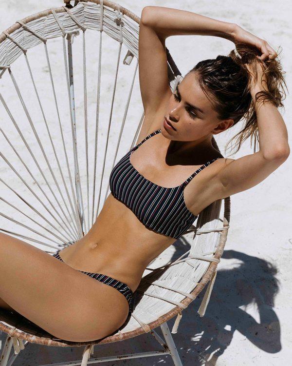 0 Mellow Luv Mini Crop Reversible Bikini Top  XT07TBME Billabong