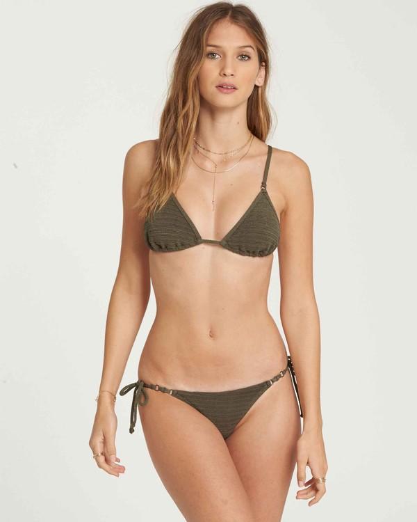 0 No Hurry Slide Tri Bikini Top  XT22QBNO Billabong