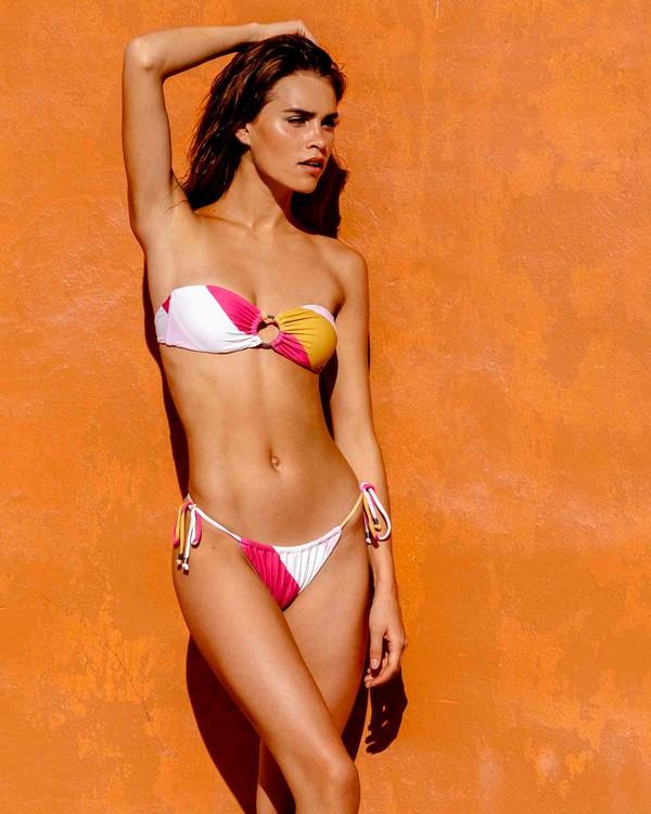 0 Soul Stripe Bandeau Bikini Top  XT35TBSO Billabong