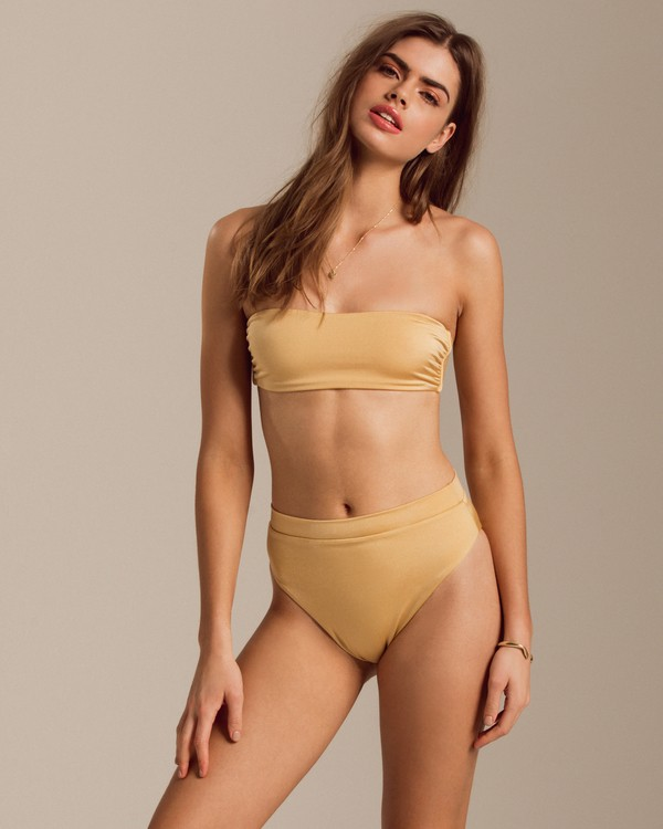 0 GOLD STRUCK BANDEAU Multicolor XT65PBGO Billabong