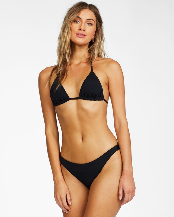 0 Sol Searcher Tri Bikini Top Black XT742BSO Billabong