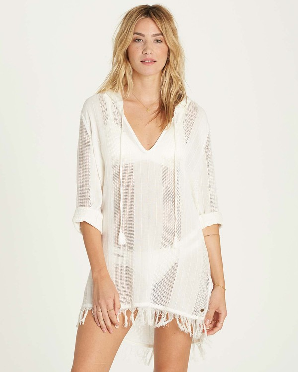 0 Babe Side Cover Up Dress  XV01MBAB Billabong