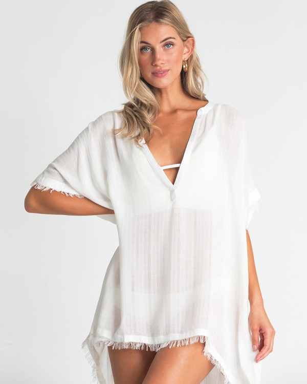 0 Seek And Find Cover Up White XV01UBSE Billabong