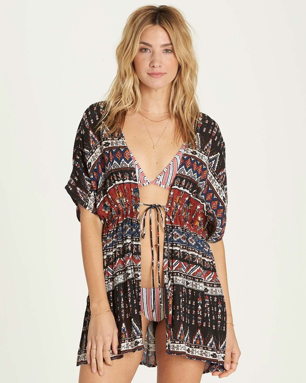 0 Sun Shift Cover Up  XV02MSUN Billabong