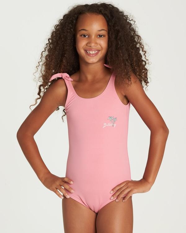 0 Sol Searcher One Piece Swim Pink Y101UBSO Billabong
