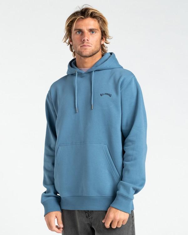 0 Original - Sweat à capuche pour Homme Bleu Z1FL35BIF1 Billabong