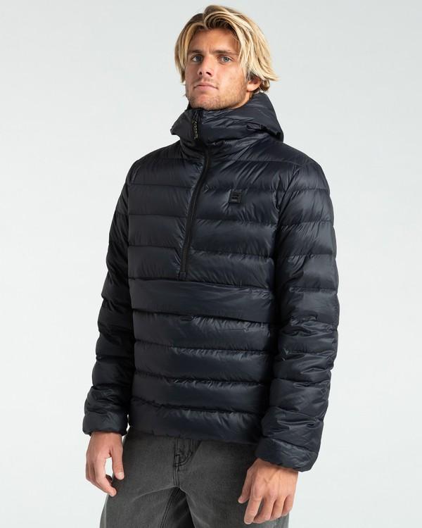 0 Broadpeak Po - Puffer Jacket for Men Black Z1JK31BIF1 Billabong