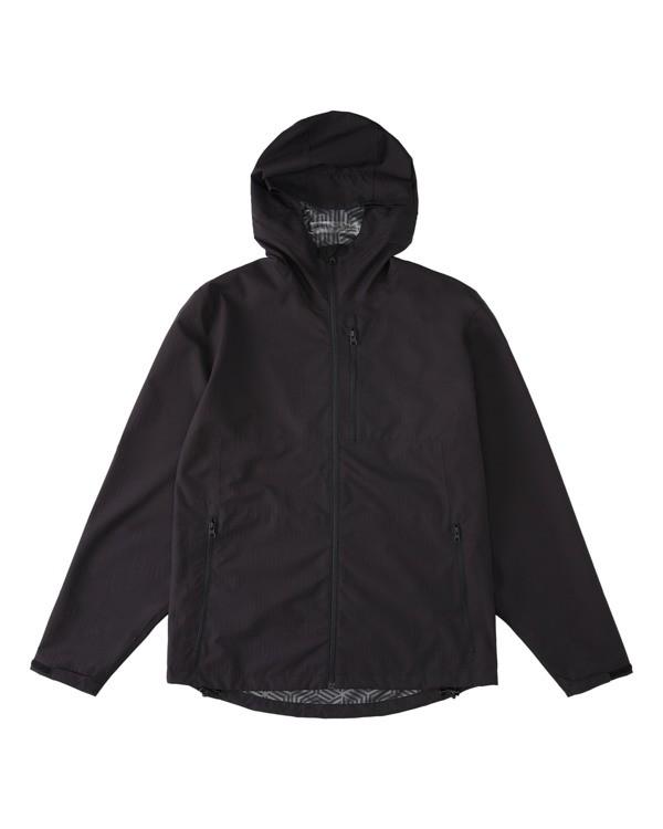 0 Adventure Division Collection Surftrek 10K Graphene - Waterproof Jacket for Men Black Z1JK42BIF1 Billabong