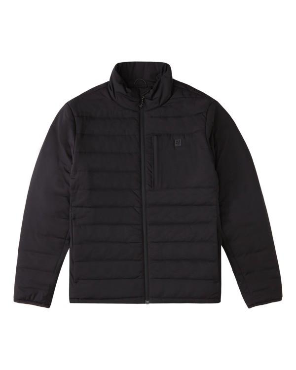 0 Journey Plus - Jacket for Men Black Z1JK58BIF1 Billabong