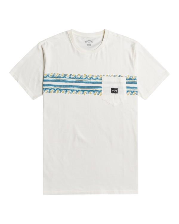 0 Spinner - T-Shirt for Men White Z1SS74BIF1 Billabong
