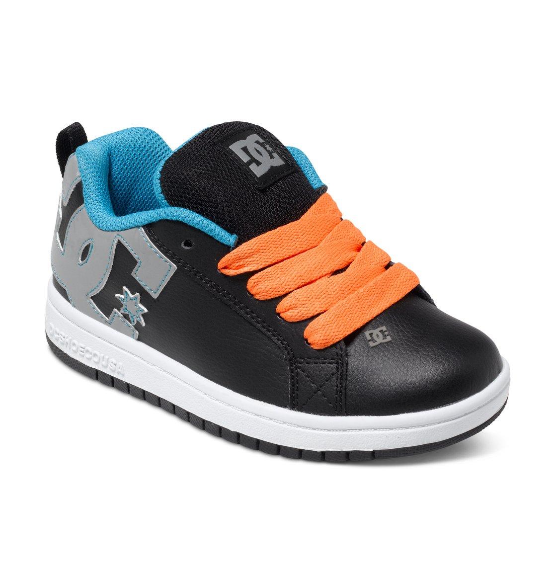 Boy's 4-7 Court Graffik Shoes