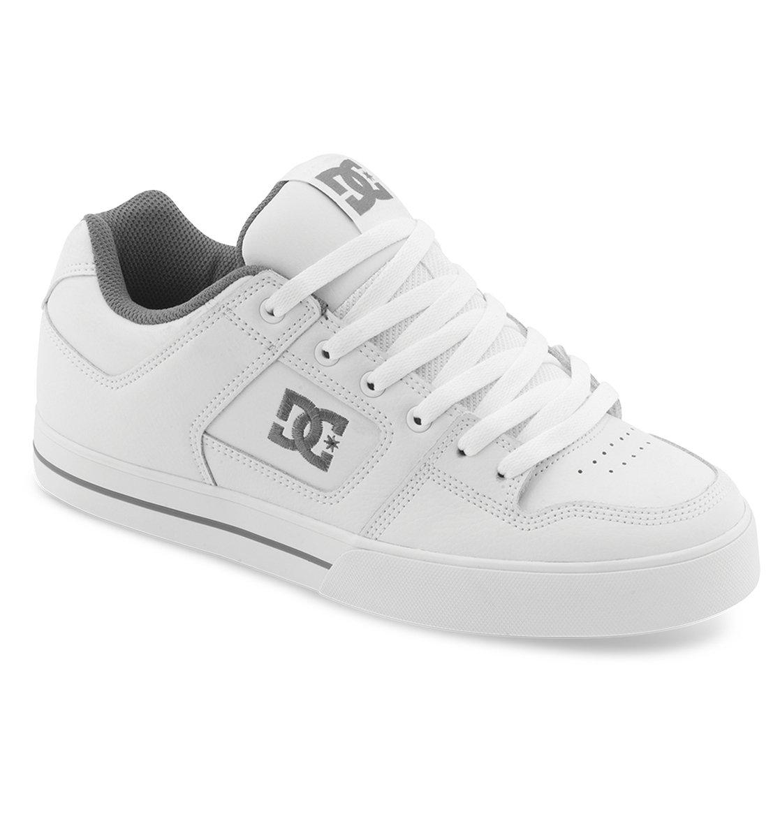 0ee06263599 2 Pure - Zapatos para Hombre Blanco 300660 DC Shoes