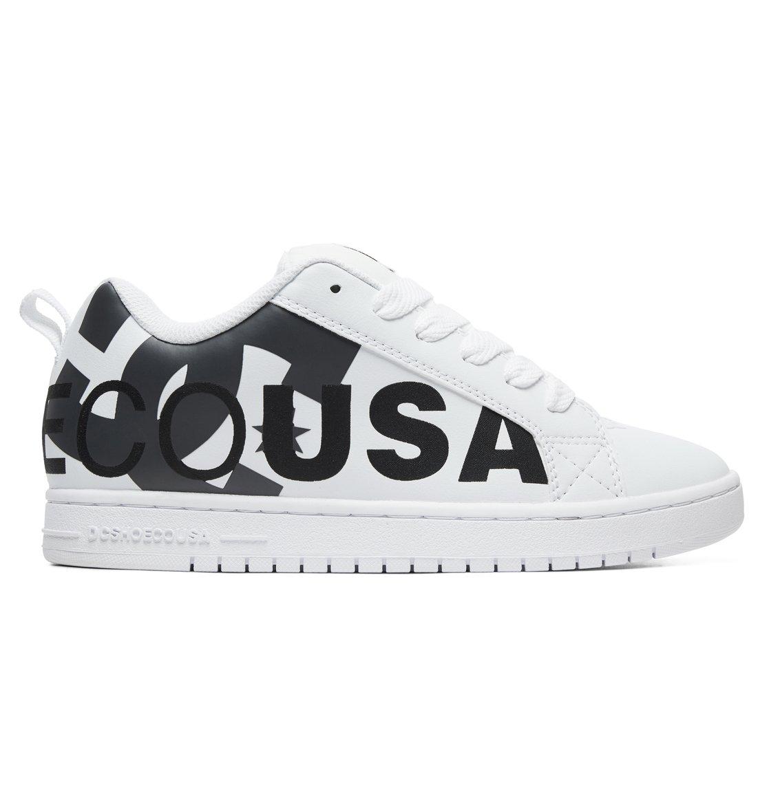 f96b81c3a2 0 Court Graffik SE - Shoes for Men White 300927 DC Shoes