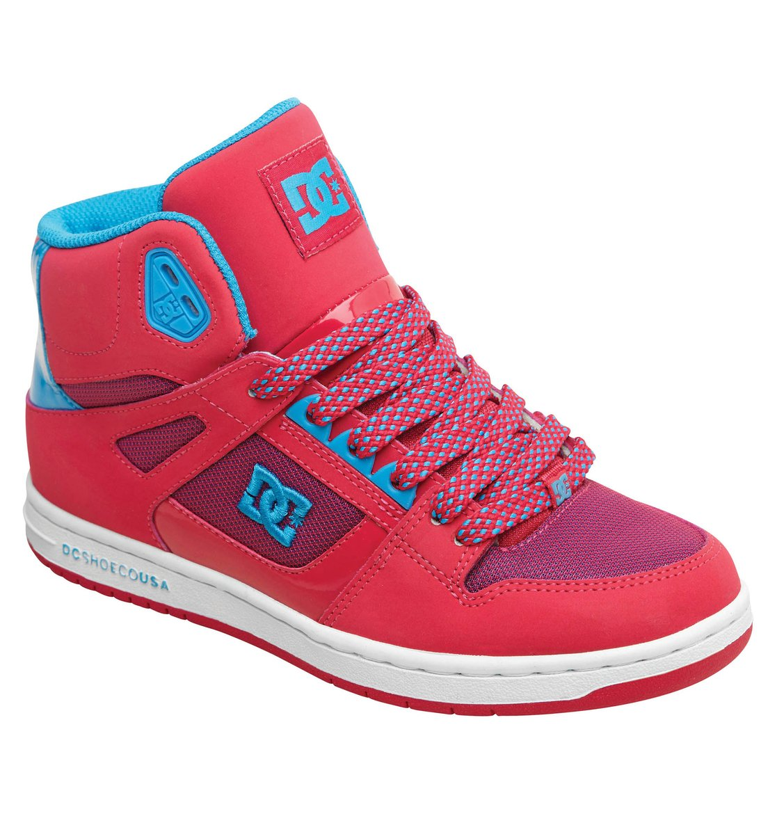 861ee9b36326 1 Women s Rebound High Shoes 302164 DC Shoes