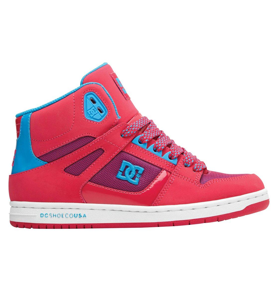 f363226a1ce7 0 Women s Rebound High Shoes 302164 DC Shoes