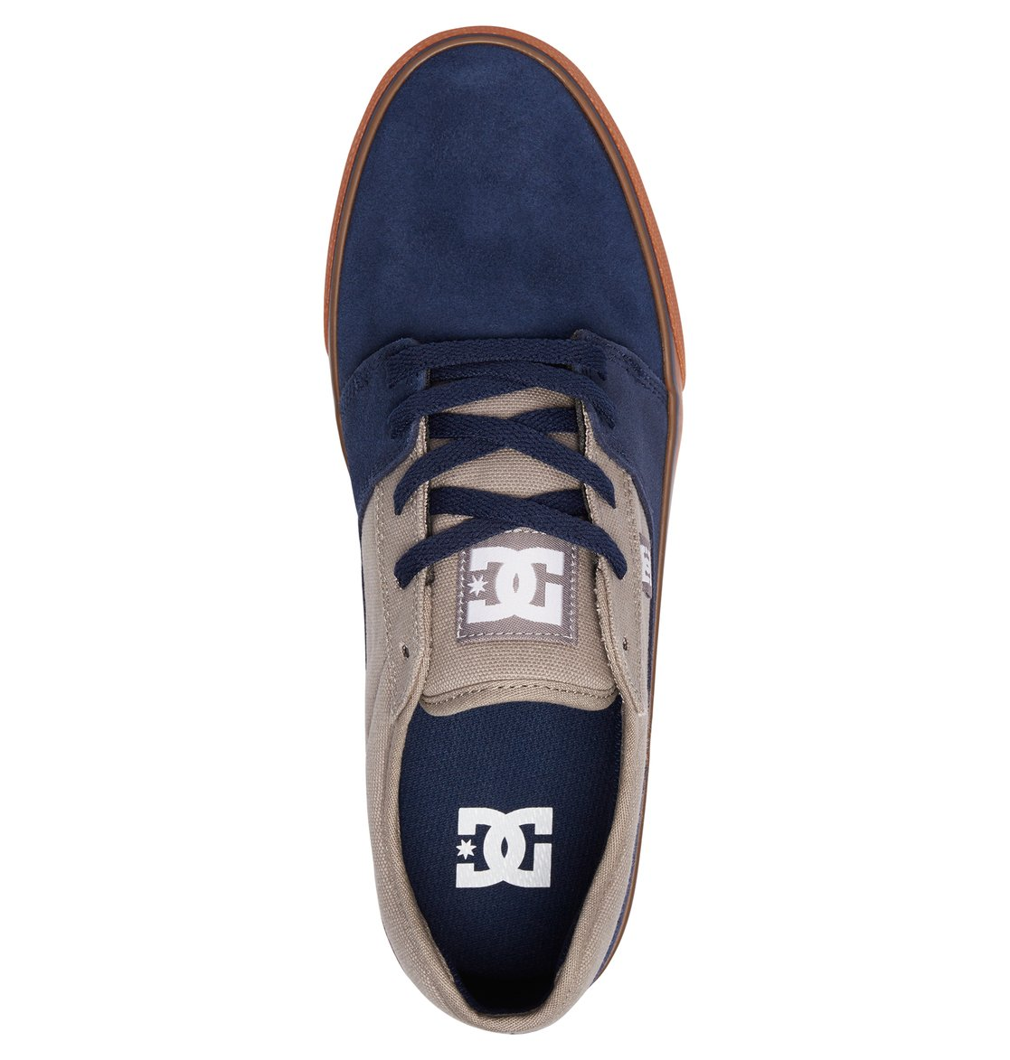 DC-Shoes-Tonik-Baskets-pour-Homme-302905 miniature 5
