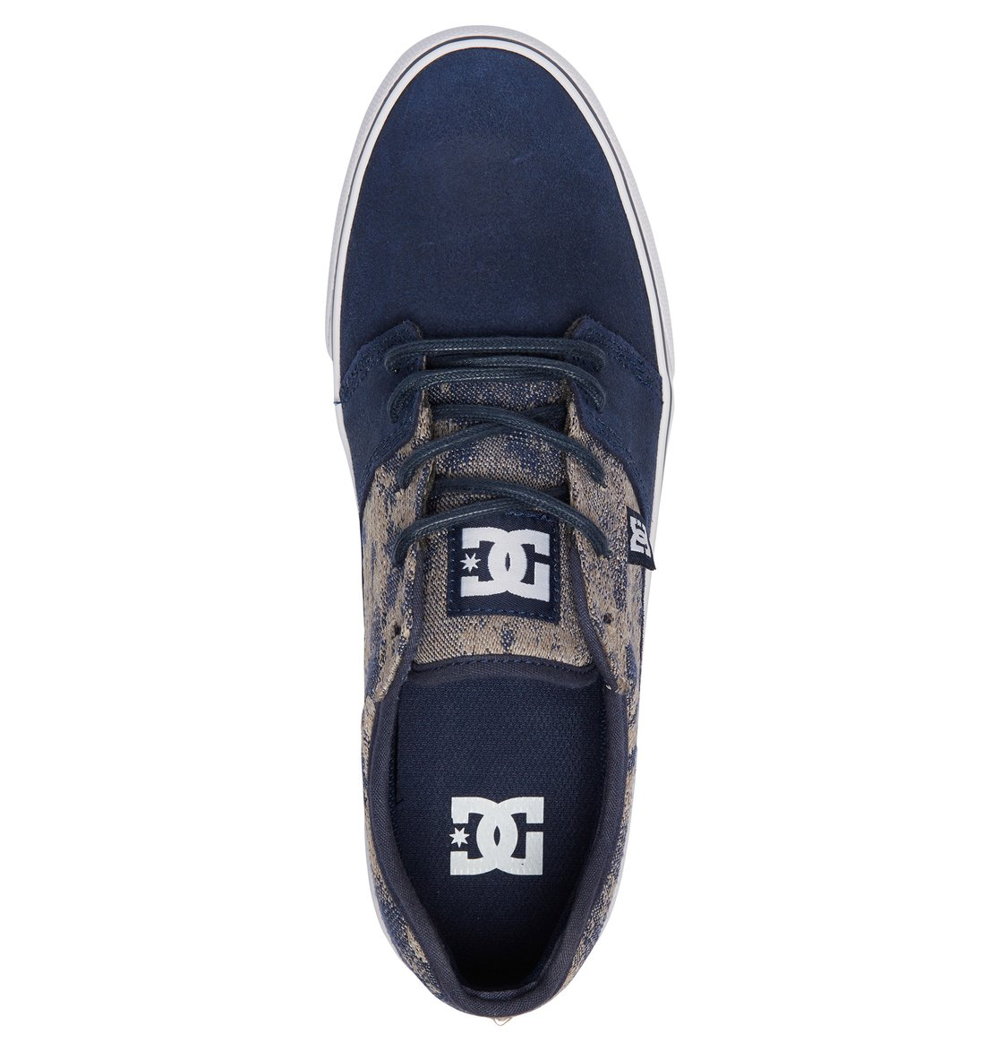 DC-Shoes-Tonik-SE-Baskets-pour-Homme-303064 miniature 9