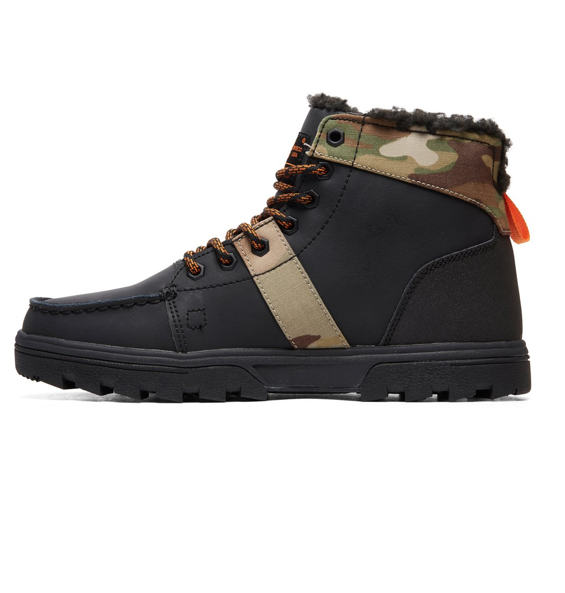 Woodland Lace-Up Boots 303241 | DC Shoes