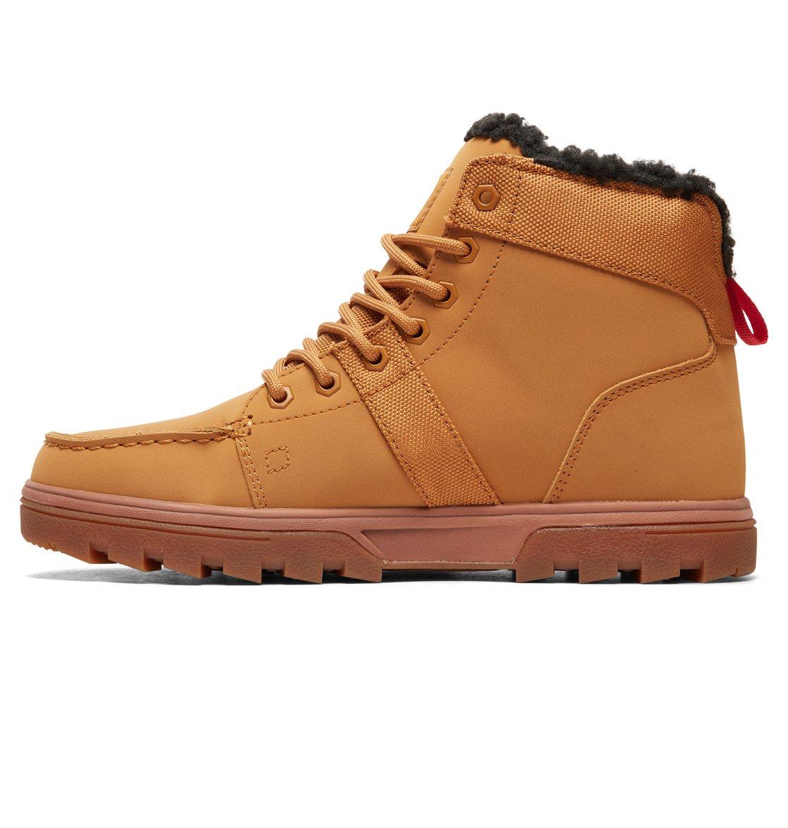 2f7cac56b 2 Ботинки Woodland Коричневый 303241 DC Shoes