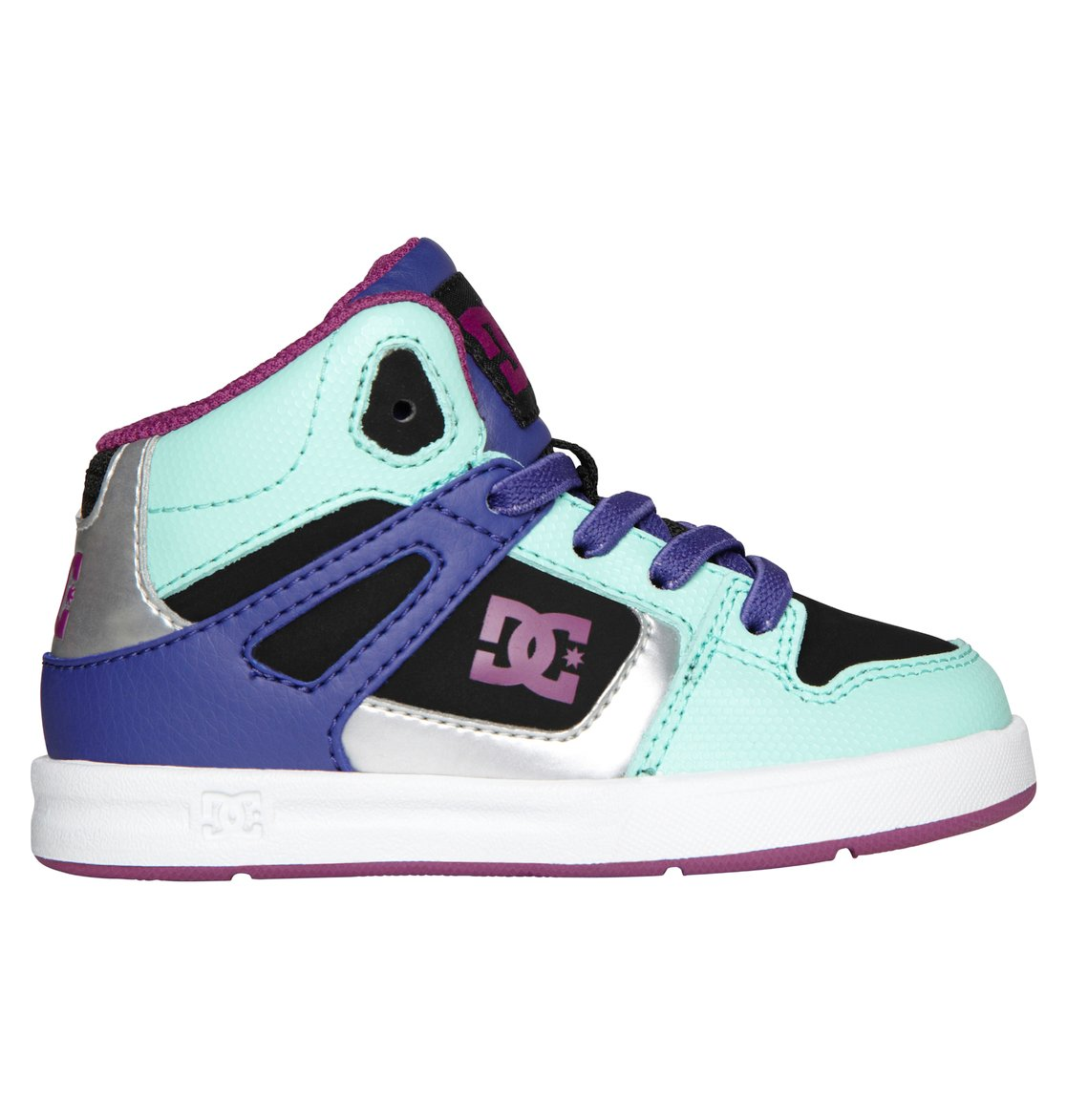 bc1e279981 0 Boy s 2-7 Rebound UL Mid-Top Shoes 320167 DC Shoes