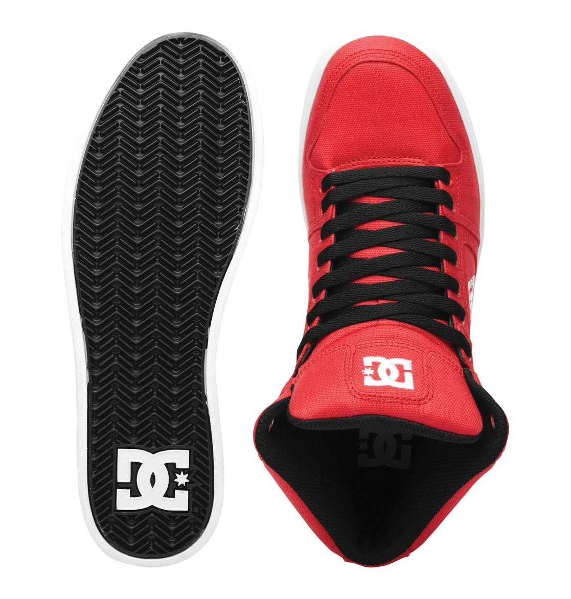 Outdoor Sports DC Union High Top Skate