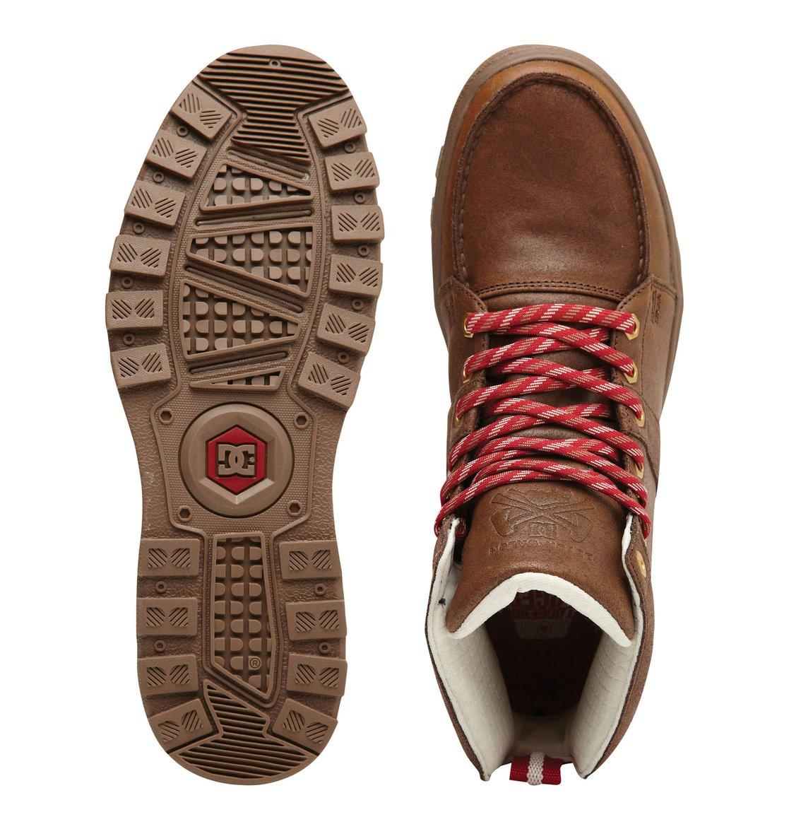 8943a94237bc 2 Men's Devun Walsh Woodland Boots 320267 DC Shoes