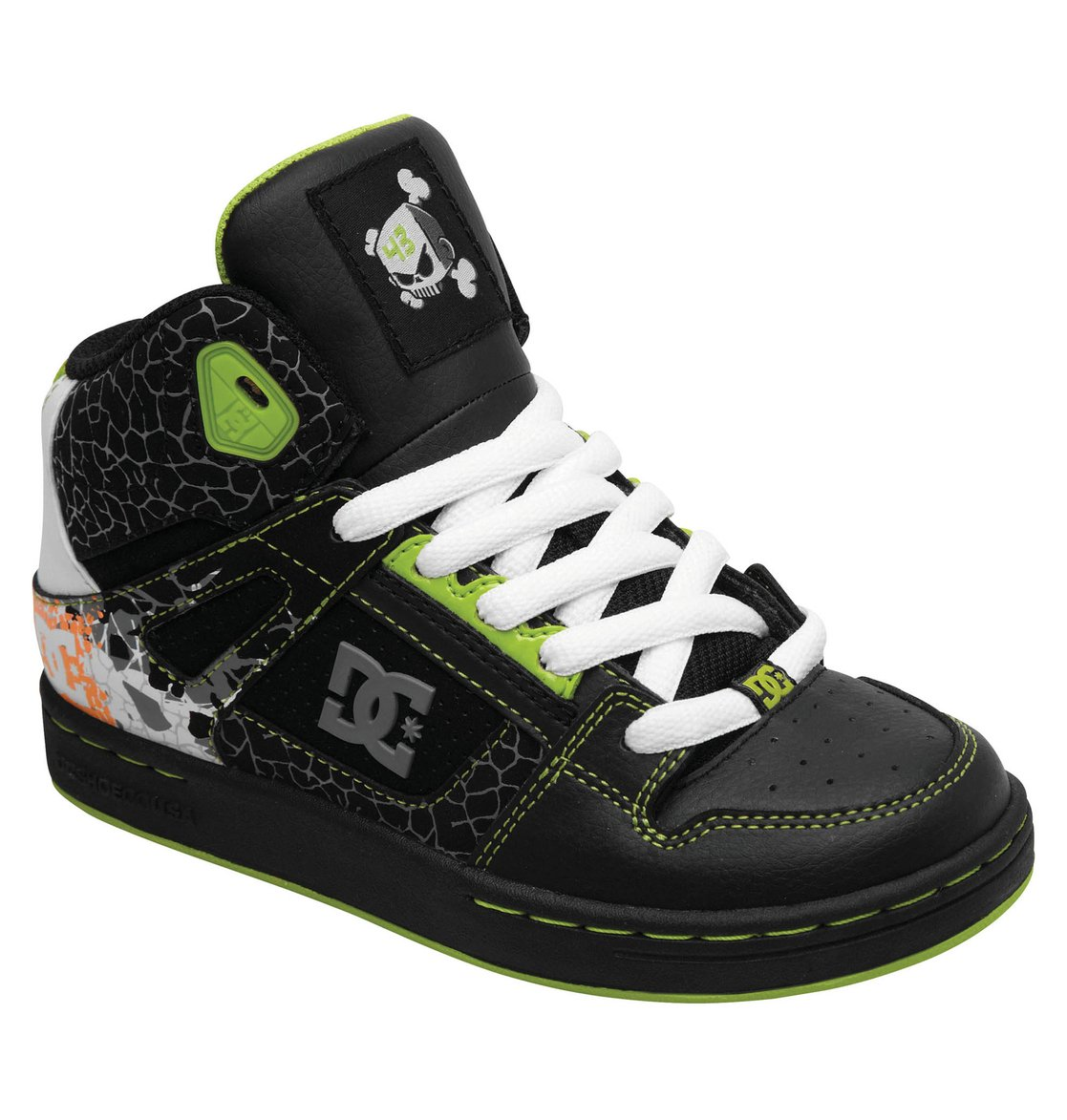 designer fashion 485dc efa92 Kids Ken Block Rebound Shoes 320300A | DC Shoes
