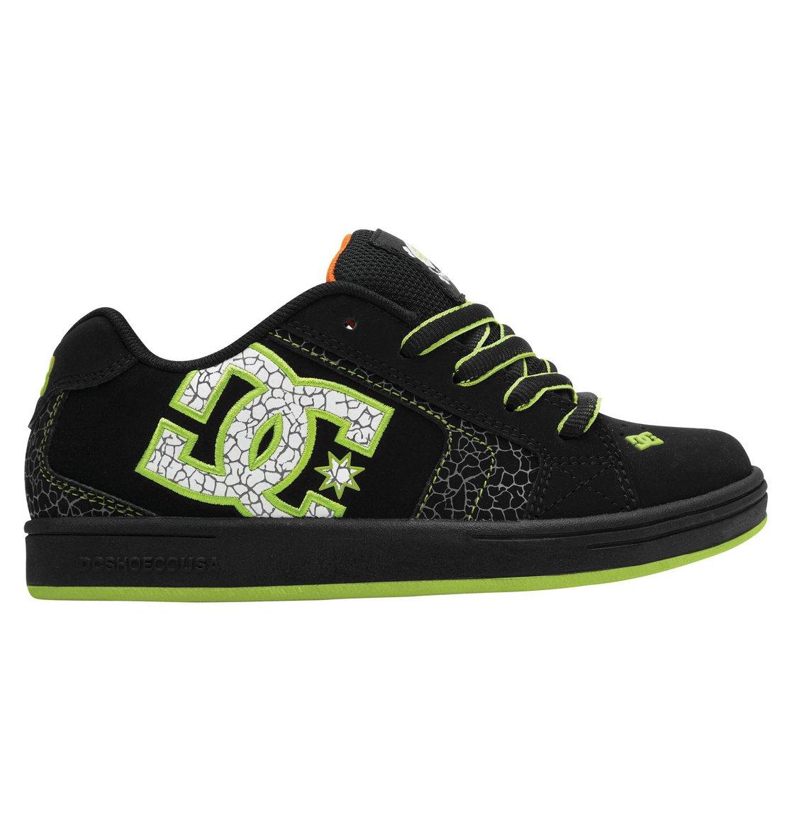 size 40 a7018 360b9 Boys Ken Block Net Shoes 320301B   DC Shoes