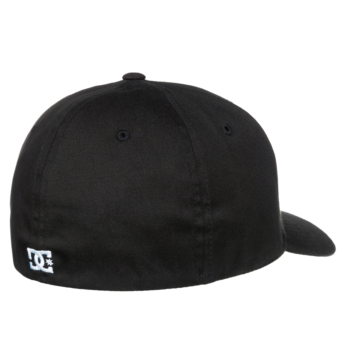 16a5b9955188b 3 Cap Star 2 Flexfit Hat Black 55300096 DC Shoes