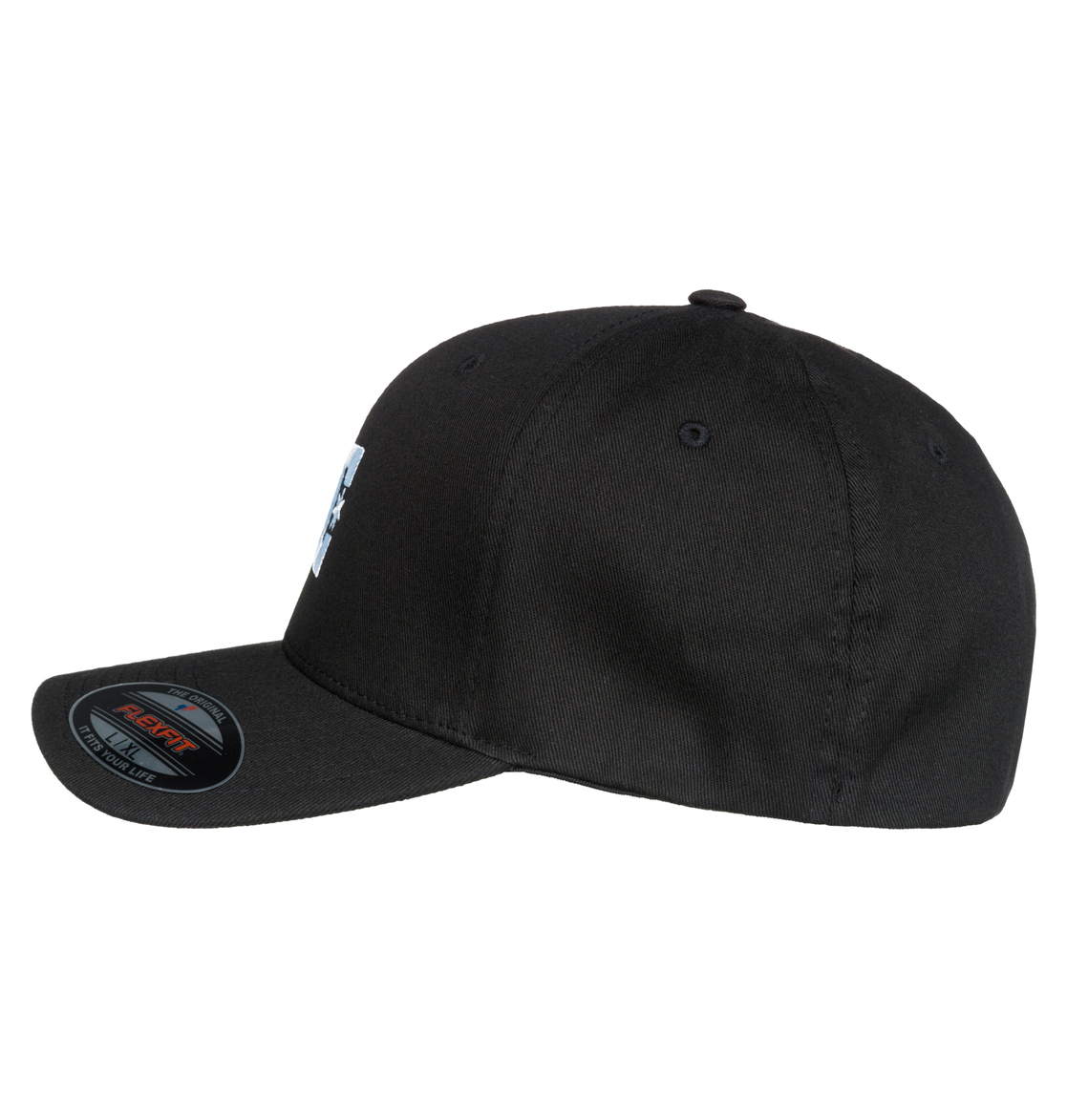 best sneakers f77e9 d6bf3 2 Cap Star 2 Flexfit Hat Black 55300096 DC Shoes