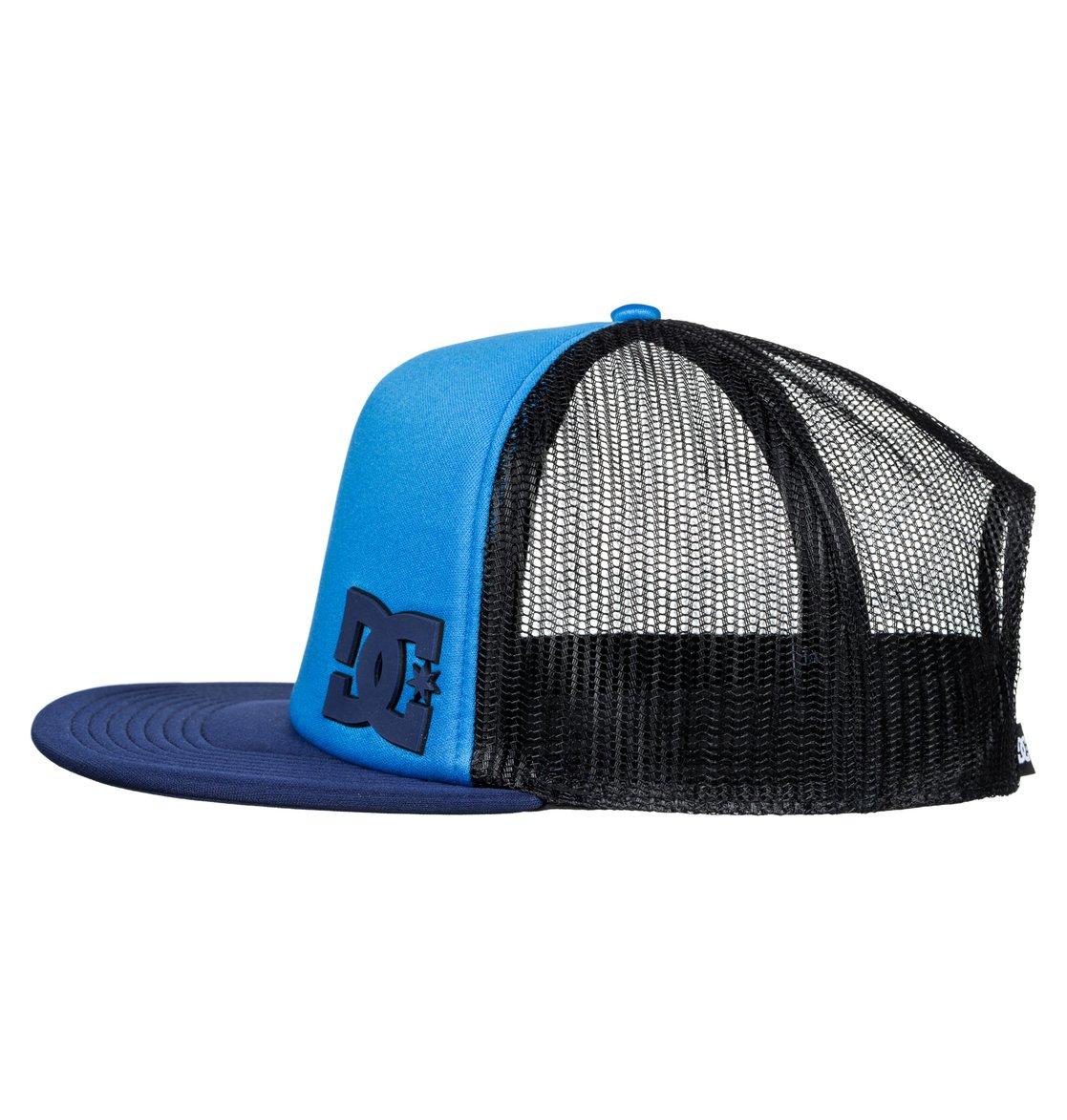 2ff7da82d2461 1 Madglads - Gorra Trucker Azul ADBHA03048 DC Shoes