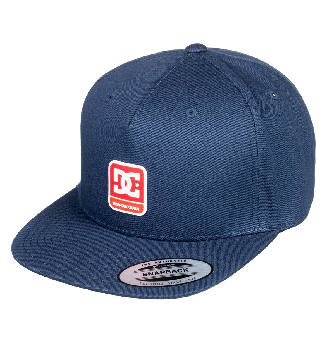 f130aa0511f0c 0 Boy s 8-16 Snapdragger Snapback Hat Blue ADBHA03094 DC Shoes
