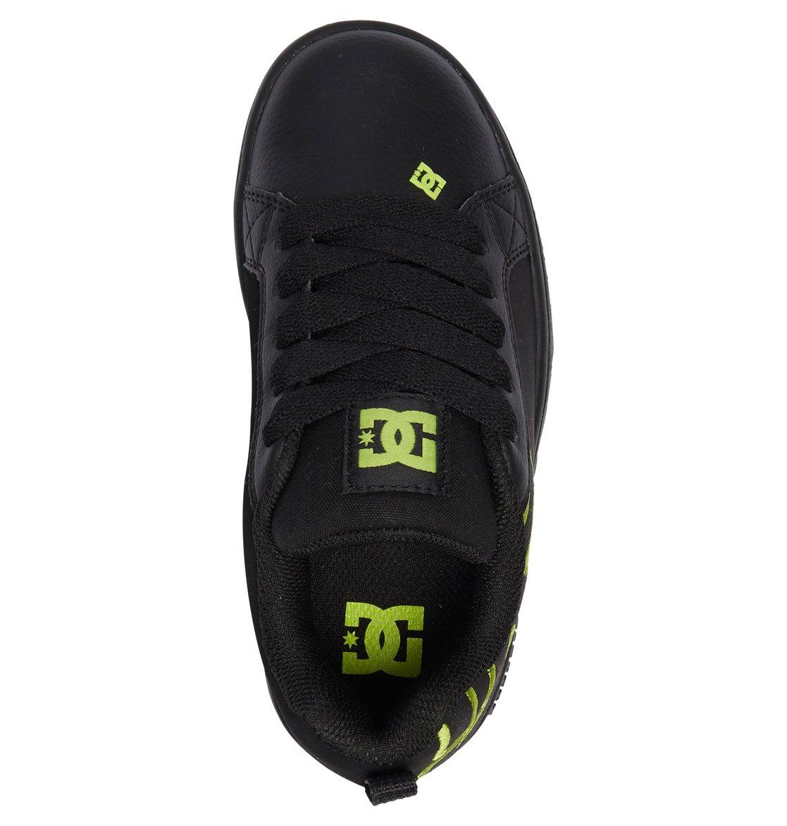 a9967ae7 3 Court Graffik SE - Shoes for Boys Blue ADBS100203 DC Shoes