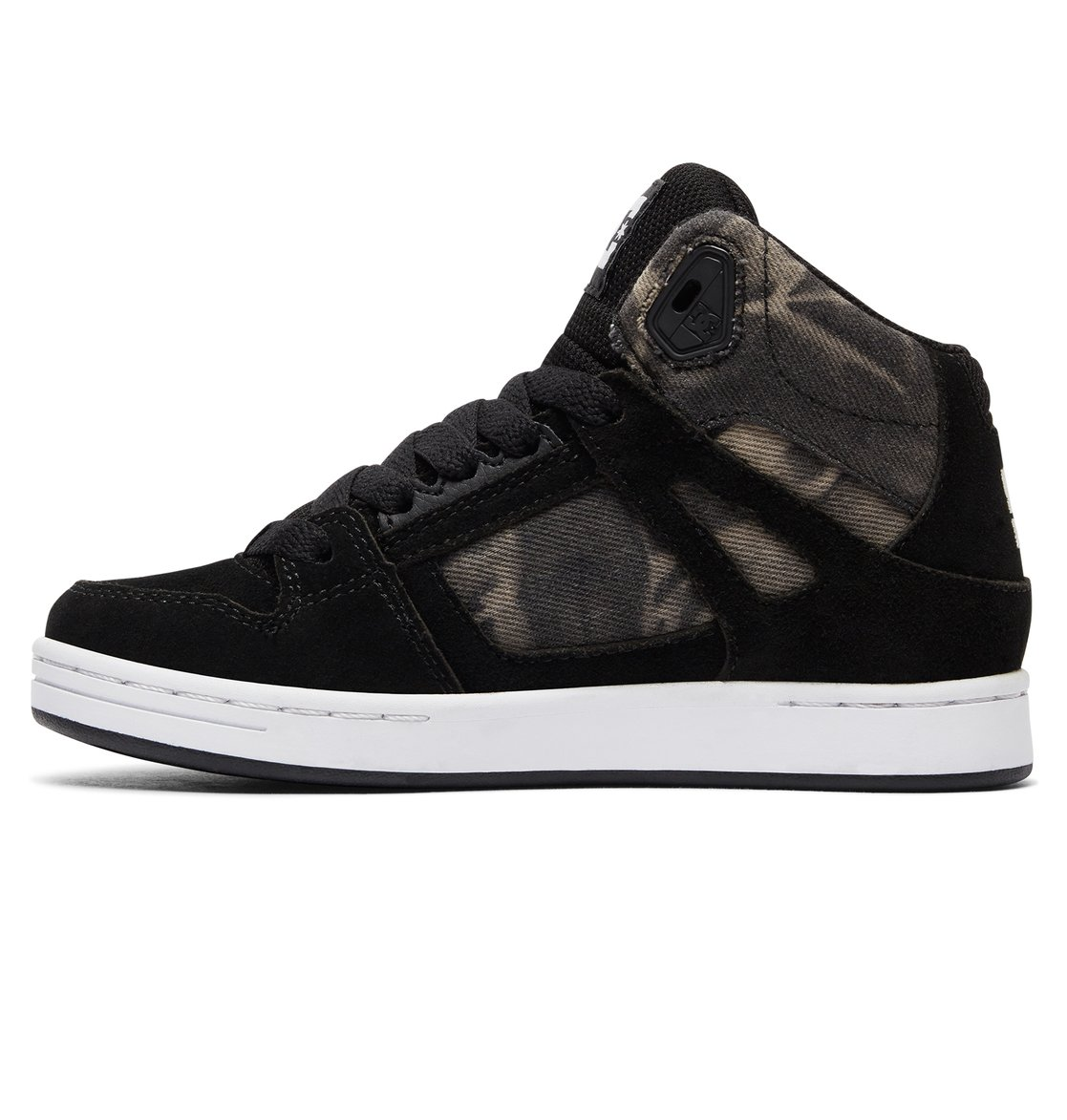 b68aefb50 2 Kid s Rebound SE High Top Shoes ADBS100204 DC Shoes