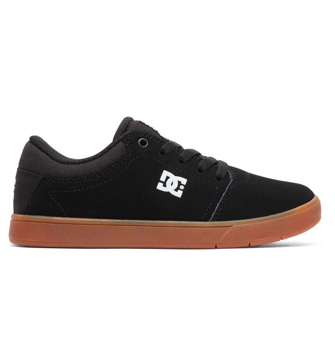 91e06cc7d530d5 0 Crisis - Shoes for Boys Black ADBS100209 DC Shoes