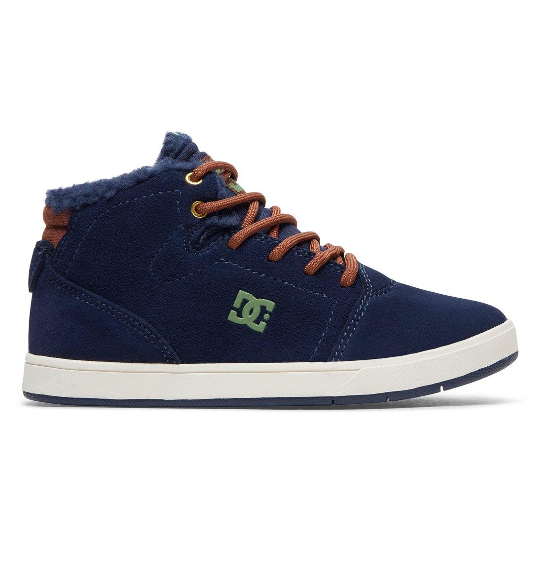 4cf99ba34589a9 0 Boy s 8-16 Crisis WNT Winter Mid-Top Shoes ADBS100215 DC Shoes