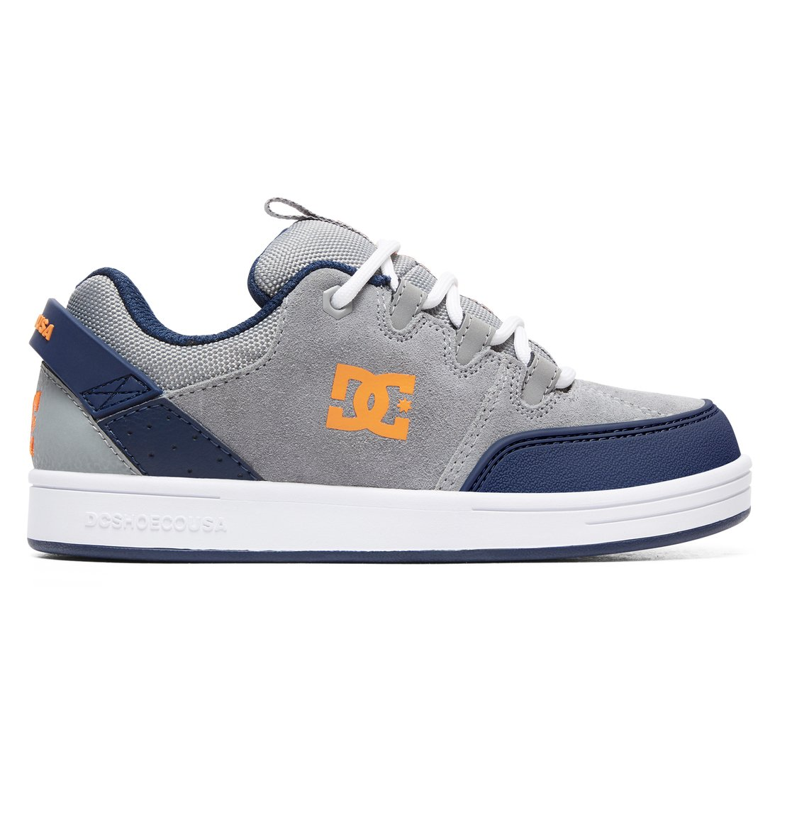 db1e5997fbb 0 Syntax - Shoes for Boys Gray ADBS100257 DC Shoes