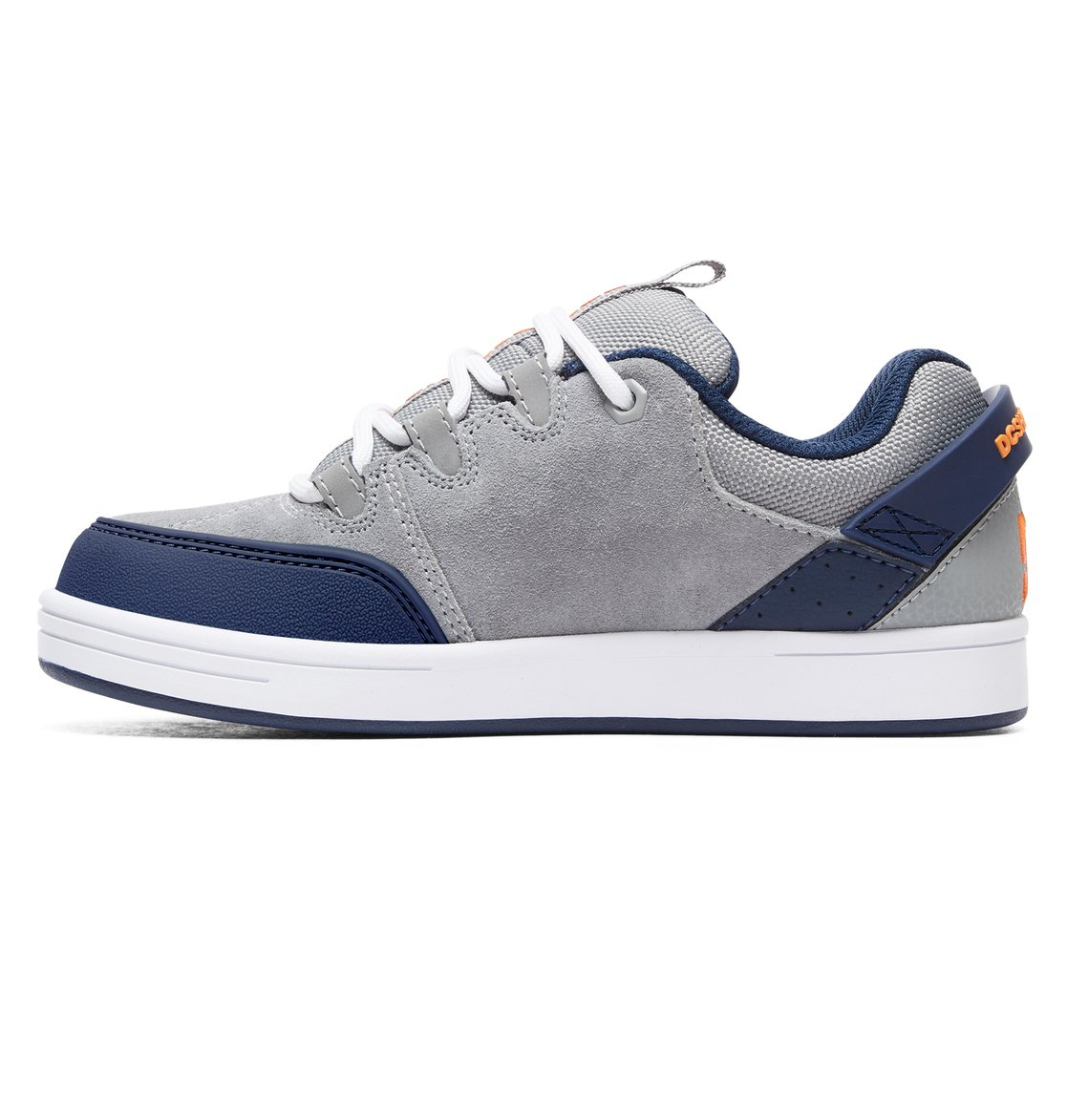 7de8368fbb9 2 Syntax - Shoes for Boys Gray ADBS100257 DC Shoes