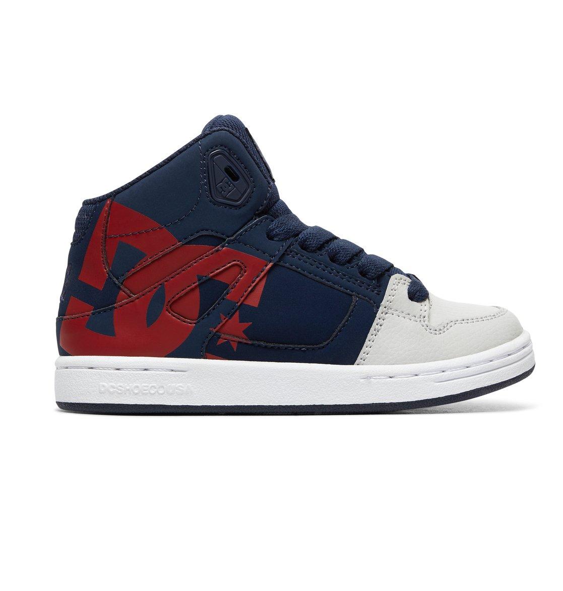 699d7ec5ca1ca 0 Pure HT SP - Chaussures montantes pour Garçon 8-16 ans Bleu ADBS100258 DC