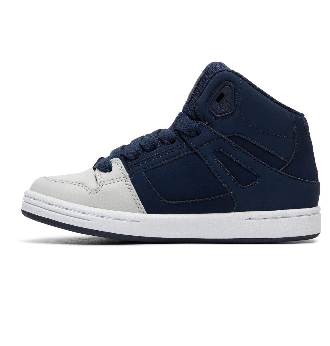 7296f58f60500 2 Pure HT SP - Chaussures montantes pour Garçon 8-16 ans Bleu ADBS100258 DC